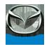 Stalen velgen Mazda