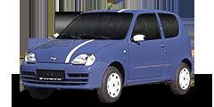 Seicento (187/Facelift) 2001 - 2009