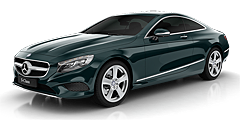 S-Class Coupe (217) 2014