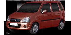 Agila (H00/Facelift) 2003 - 2007