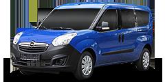 Combo (Combo-D-Van) 2011 - 2018