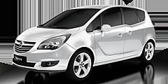 Meriva-B (S-D Monocab B/Facelift) 2014