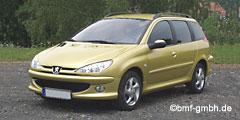 206 SW (2*.../Facelift) 2002 - 2012
