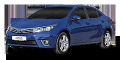 Corolla (E15EJ(a)) 2014 - 2016
