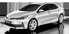 Corolla (E15EJ(a)/Facelift) 2016 - 2018
