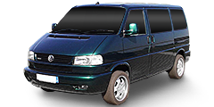 Multivan (7D...) 1998 - 2003
